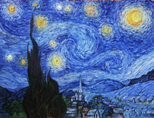 Il genio assoluto di Vincent Van Gogh