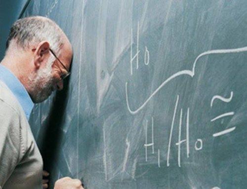 La carriera piatta degli insegnanti italiani