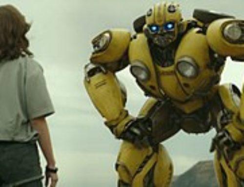 Bumblebee, il cambio dei Transformers