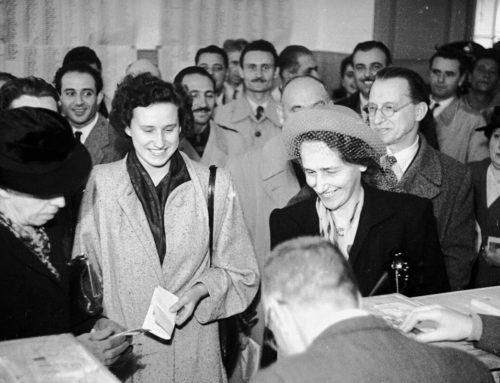 Voto alle donne: sono passati 74 anni