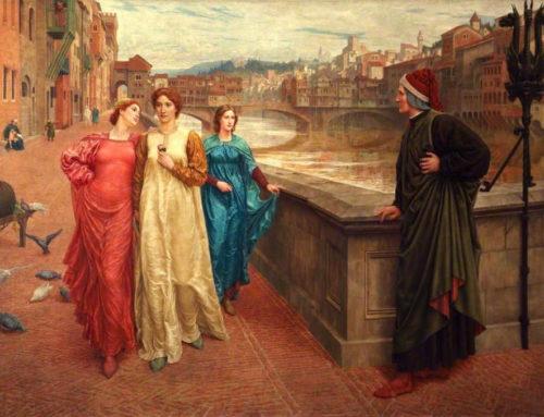 La Beatrice di Dante, tanto gentile e onesta