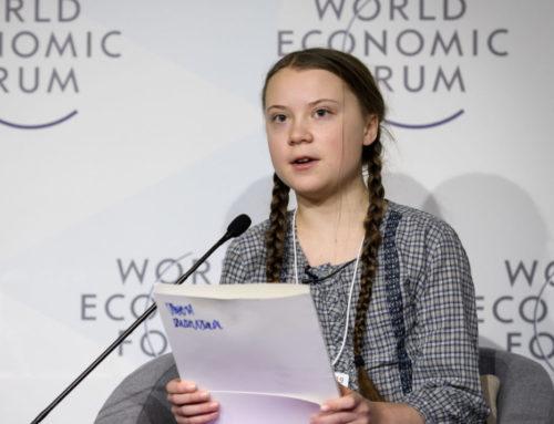 Ambiente, il grido di allarme di Greta Thunberg