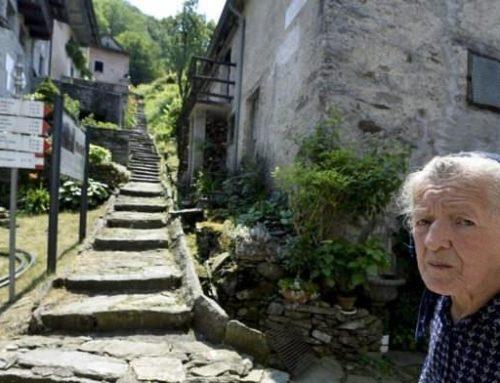 La solitudine, male incurabile degli anziani