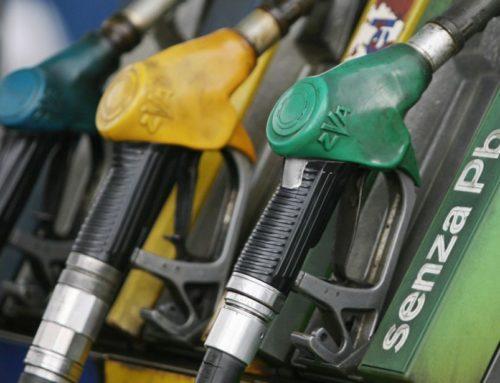 In rialzo i prezzi di benzina e diesel