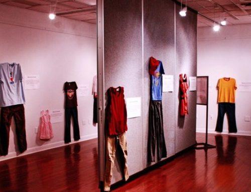 In mostra gli abiti delle donne violentate