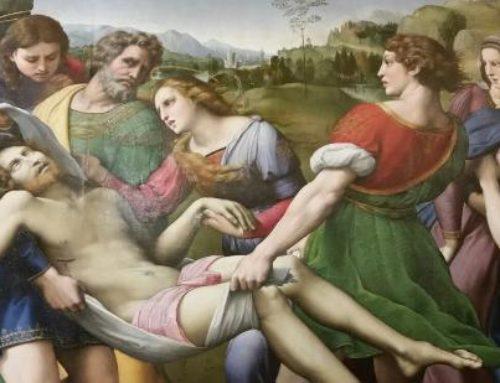 """La tela di Raffaello """"scippata"""" dal cardinale"""