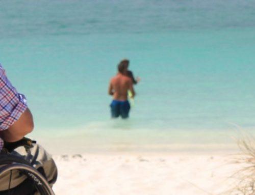Premiate le spiagge accessibili ai disabili