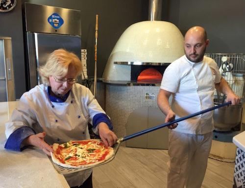 Le Grotte di Franco, pizzeria stellata a Napoli