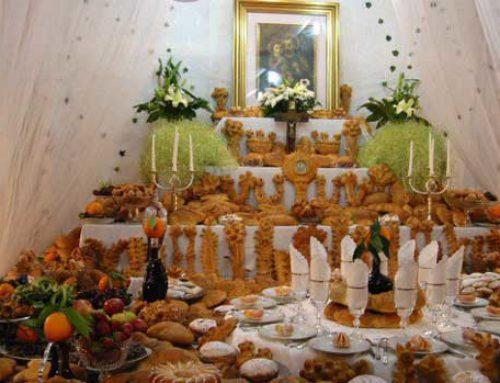 San Giuseppe, cultura e tradizione a braccetto