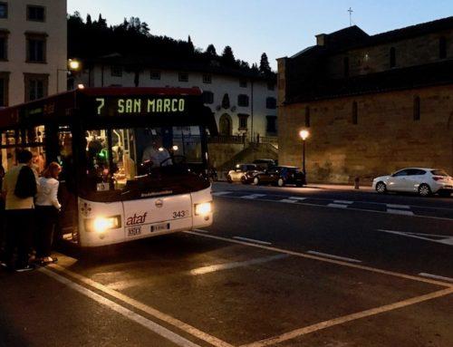 Firenze, bus ok ma lavoratori insoddisfatti