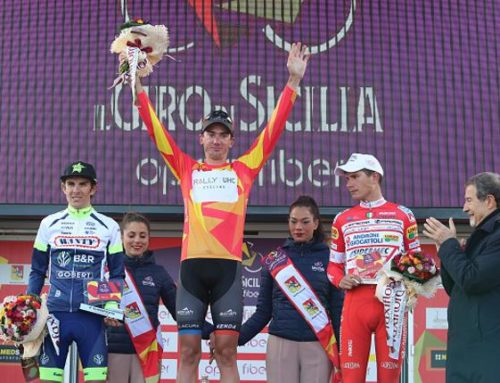 Il grande ciclismo è tornato in Sicilia