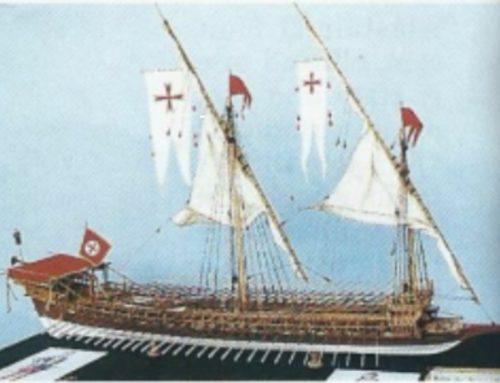 I cavalieri del mare arrivavano dall'Umbria