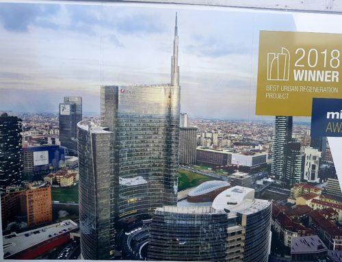 Quel Bosco Verticale nella Milano da bere