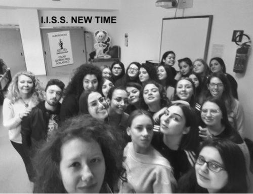 I.I.S.S.NEW TIME un giornale da Oscar