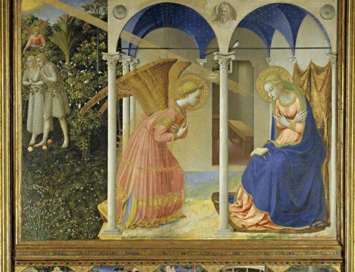 """""""Annunciazione"""" in mostra dopo un lungo restauro"""