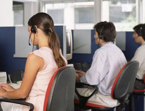 L'esperienza di lavorare in un call center
