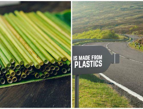 No alla plastica, meglio le cannucce ecologiche
