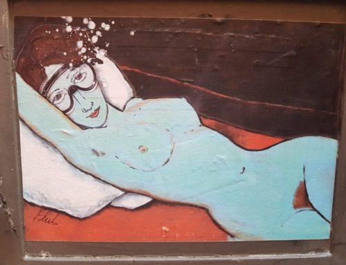La street art di Blub incanta i vicoli di Napoli