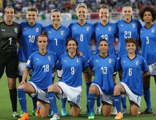 L'Italia si innamora delle ragazze del calcio