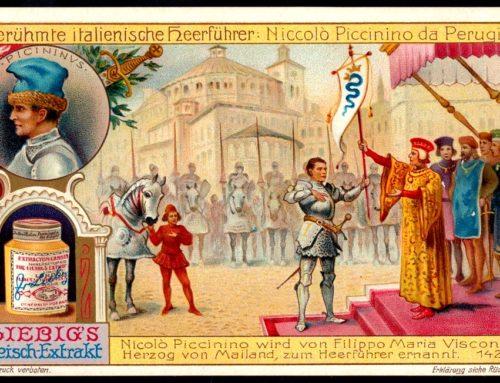Piccinino, il condottiero eroico e senza paura