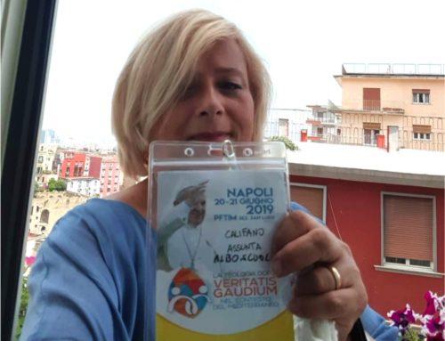 Papa Francesco a Napoli: AlboScuole c'è