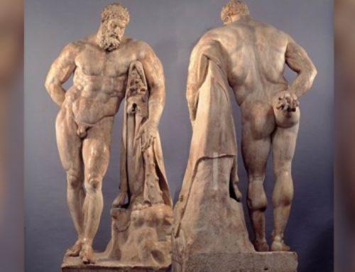 L'Ercole Farnese al Museo di Napoli
