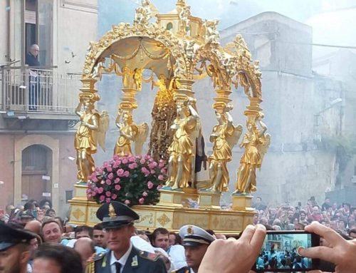 Enna in festa per la Patrona: la Madonna della Visitazione