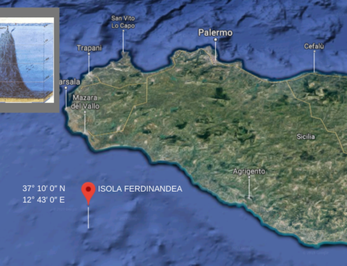 Ferdinandea, l'isola che non c'è…