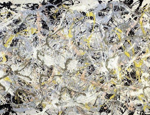 Così Jackson Pollock rivoluziona la pittura