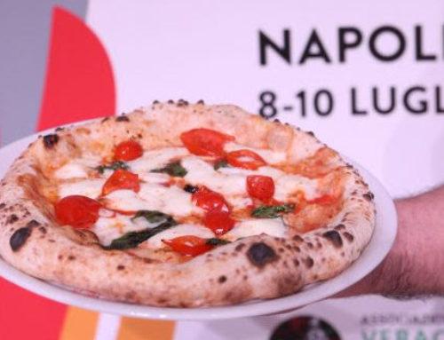 Le Olimpiadi della vera pizza napoletana
