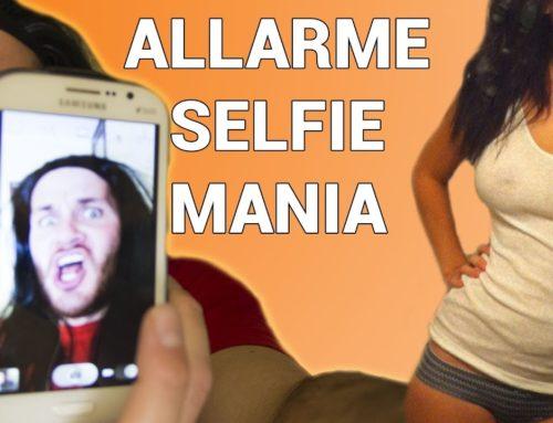 La selfie-mania diventa una grande ossessione