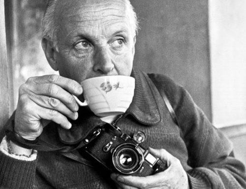 Cartier-Bresson, tra i padri della fotografia