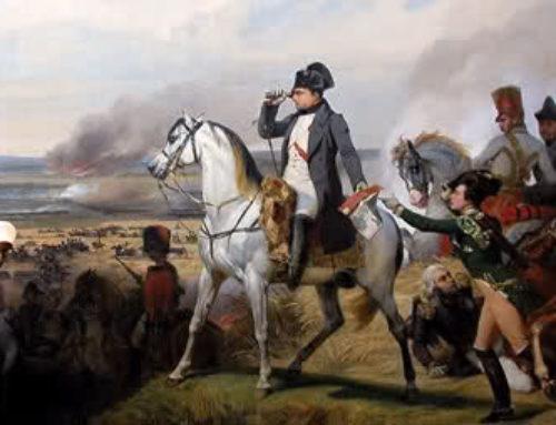 """Un """"gigante"""" di Todi al fianco di Napoleone"""