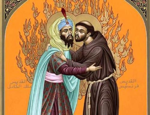 "Ad Assisi ""insieme van senza sospetto aversi"""
