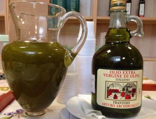 E' l'olio extravergine l'oro verde della Tuscia