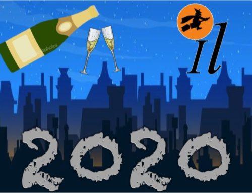 La redazione augura un Felice Anno Nuovo