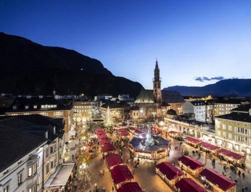 Il mercatino di Natale di Bolzano, magia pura
