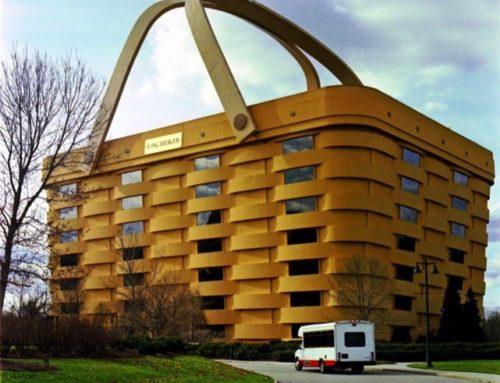 Il cestino da picnic più grande del mondo