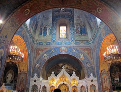 Risplende a Firenze la chiesa ortodossa russa