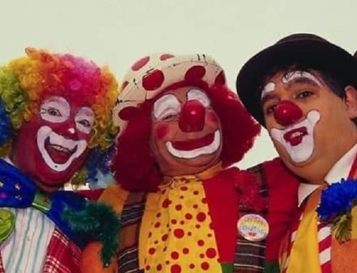 Le risate del clown tra ironia e malinconia