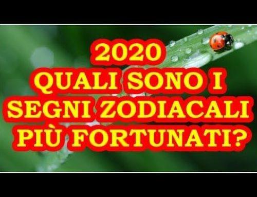 Segno per segno, l'oroscopo del 2020