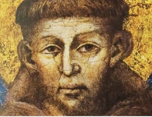 Federico, san Francesco d'Assisi e la tentatrice