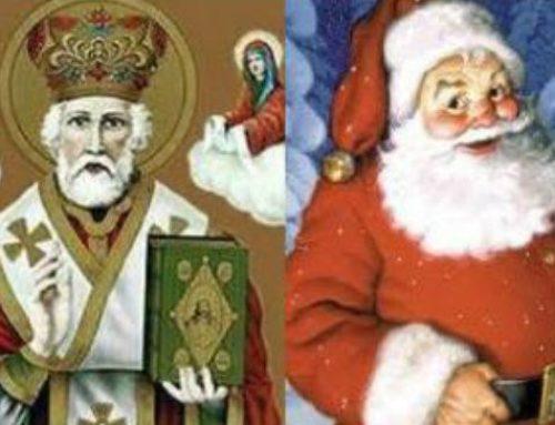 Babbo Natale Usa o San Nicola di Bari?