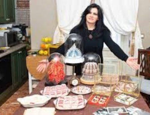Anna Gardu, la pasticciera di Oliena che ricama i dolci