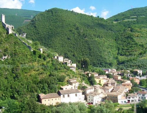 A Ferentillo in Umbria il ducato più piccolo del mondo