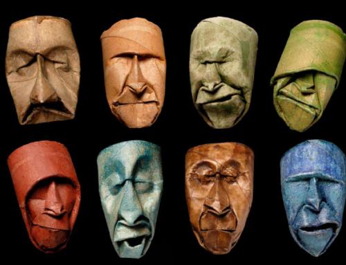 Le maschere non celano il mistero della Vita