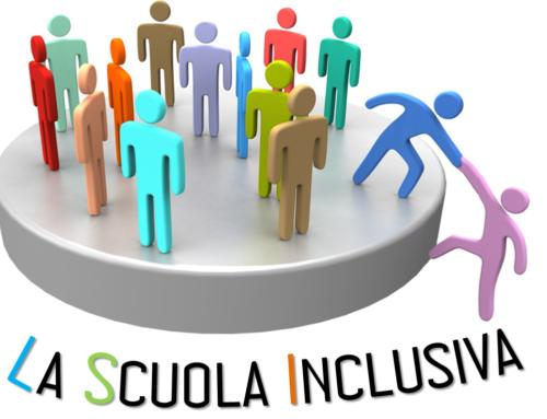 """Scuola """"inclusiva"""". Sempre e per tutti"""