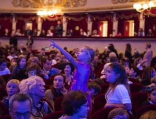 Teatri e musei sono antidepressivi culturali