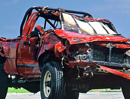 Toyota Hilux, veicolo indistruttibile