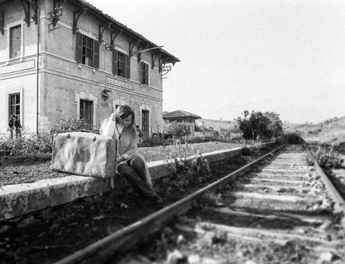 Per la vecchia ferrovia resta solo l'oblio